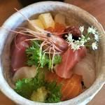 【京都伏見】魚屋さんの1日3組限定海鮮ランチ「Ototo Jet(オトトジェット)」