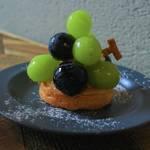 【京都カフェ】SNSで話題☆可愛いグレープバブルズが今年もいただけます♪『COCOCHI  CAFE』【烏丸丸太町】