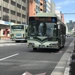 【京都街角ぶらり】縦横無尽に古都を走る市民の足!進化し続ける『市バス』を集めました☆