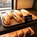 【新店】京都亀岡の有名ベーカリーが好立地に2店舗目オープン!グリル調理パンでさらに充実☆「コケット グリム」