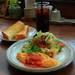 【京都カフェ】地元民や観光客にも愛されるカフェでお野菜たっぷりのモーニング♪『食堂とカフェ ピナータ』【北野天満宮カフェ】