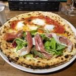 石窯ピッツァが美味しい十条の隠れ家イタリアン「ゴリーズキッチン」