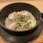 京都祇園の隠れ家で絶品の釜めし御膳「割烹・釜めし 竹きし」