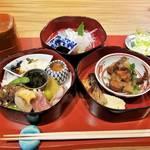 【新店】伏見・中書島駅近くで本格和食ランチ「料理屋 しん谷」