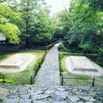 【京都お寺めぐり】白砂壇は早くも紅葉の装い!台風一過から静寂を求めて☆「鹿ケ谷法然院」