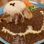 """ステーキ丼の""""佰食屋"""" 次の一手はこだわりのカレー専門店「佰食屋1/2」"""