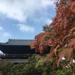 【京都を歩こう♪】「蹴上~南禅寺」秋の気配と木漏れ日を感じて
