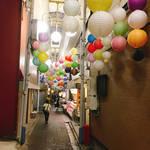 昭和レトロ感じる京の商店街を散策「古川町商店街」