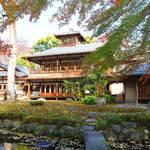 《京都》秋の特別公開「旧三井家下鴨別邸」<二階・三階望楼>