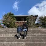 子供と一緒に秋の京都のお寺を楽しむ【金戒光明寺】