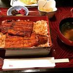 【京都鰻めぐり】京都中央卸売市場スグの地元おなじみの鰻専門店!すっぽん料理もあり〼「舞坂」