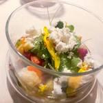 【京都イタリアン】まさに芸術!四季を表す京野菜を使った美しいお料理の数々『ORTO(オルト)』