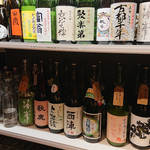 【京都酒場】三条・セルフで日本酒約80種飲み放題 「日本酒とおばんざいのお店 おざぶ」