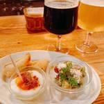 【京都酒場】三条で京都醸造のビールを飲み比べ 「IL LAGO(イルラーゴ)」