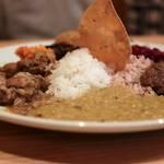 マイルドなスパイス加減♡毎日でも食べられるスリランカカレー「KURUNDU(クルンドゥ)」【東一条鞠小路】