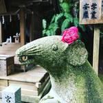 【京都神社めぐり】哲学の道スグ!来年の干支・ねずみに因んでカワイイ狛ねずみ参拝☆「大豊神社」