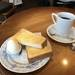 【京都モーニングめぐり】クラシック流れる古い癒し喫茶!哲学の道散策の強い味方☆「再願(さがん)」