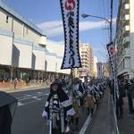 【京都イベント】忠臣蔵でおなじみの赤穂浪士が街を練り歩く『山科義士まつり』に行ってきました☆