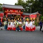【八坂神社】三社詣とえびす船巡行【蛭子社祭】