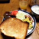 【京都パンめぐり】デイリー使いにピッタリな120円均一のお値ごろパン!クオリティも高し☆「パンドブルー 」