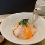 老舗魚屋プロデュース!錦市場にだし茶漬け専門店「錦 おぶや」誕生