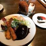 【京都ランチめぐり】清水界隈の予約必須の絶品洋食!ボリューミーでリーピーター続出で満足度大☆「コリス」