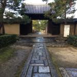 冬の京都は、贅沢だ。「冬の大徳寺」で非公開文化財と京の食文化を堪能