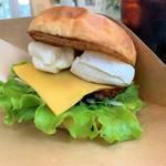 こち亀 秋本治さんのマンガにも登場!京都亀岡の迫力満点ハンバーガー「ダイコクバーガー」