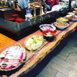【京都朝食めぐり】野菜たっぷり京漬物バイキングが1月からスタート☆四条烏丸の好立地店「竈炊きたて御飯どい 」