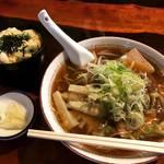 【京都ランチめぐり】平安神宮鳥居スグの老舗うどん!安くて和む美味しさ☆学生にも人気「お福」