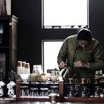 "「Traveling Coffeeトラベリングコーヒー」""立誠ガーデン""オープンまで京都駅東【るてん商店街】にて営業"