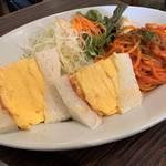 【OPEN】京都・藤井大丸に『マドラグ』のレストラン!名物 極厚の玉子サンドも