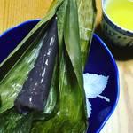 【京都和菓子】信長や秀吉も食べた歴史的銘菓!吉野葛仕立ての端午の節句必須ちまき「川端道喜」