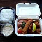 【テイクアウトグルメ】人気洋食店のまんぷくランチをお家で楽しめます♪「まるさか洋食堂」