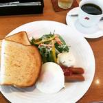 【京都モーニング】京都を代表する喫茶店!テイクアウトやデリバリーも実施中☆「小川珈琲本店」