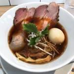 【新店】4月オープンの新進気鋭ラーメン店!トリュフオイル香る淡麗スープの妙味☆「醍ぶ」