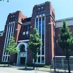 【京都ぶらり】日本初の鉛蓄電池メーカー発祥の地!同志社大学キャンパス内「旧日本電池社屋」