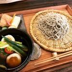 【京都ランチめぐり】今年1月オープン!新感覚マリアージュや器にもセンス光る☆「蕎麦ほり場」