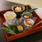 【風物詩】川床で京都の夏を味わう『うしのほね 本店』