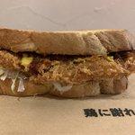 ガツ盛りの「ハイライト食堂」がビッグなカツサンド専門店をオープン!
