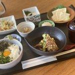 【京都ランチ】四条で湯葉づくしの贅沢ランチ『ゆばんざい こ豆や』