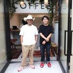 新しい歴史を見守ります☆「Traveling Coffee(トラベリングコーヒー)」【元・立誠小学校】