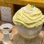 【京都スイーツ】炙るかき氷!?と20秒が命!のさくふわみたらし団子『茶寮 和香菜』