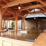 【京都温泉めぐり】穴場!緑豊かな丘の上にある天然温泉☆ホテルロイヤルヒル福知山内「福湶源湯」