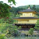 【8月末で一旦見納め】世界遺産「金閣寺舎利殿」の工事がはじまります【金閣寺】