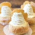 【京都スイーツ】フレッシュクリームの贅沢な幸せ♩シュークリーム専門店『オアフ』