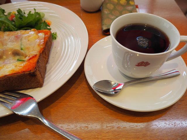 朝から贅沢時間が過ごせる喫茶店『小川珈琲 本店』