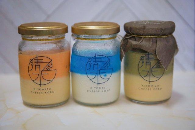 【京都スイーツ】新商品のボトルチーズケーキも個性的で美味しい♪「清水チーズ工房」