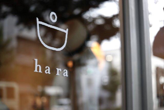 カフェの名店efish(エフィッシュ)を受け継いでオープン「ha ra(ハラ)」【出町柳】