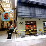 KYOTOGRAPHIE京都国際写真祭の常設拠点「DELTA」が出町枡形商店街にオープン!【出町柳】